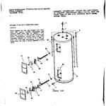 Kenmore 153316340 replacement parts diagram