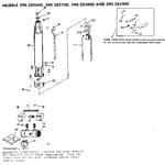 Craftsman 390283900 replacement parts diagram