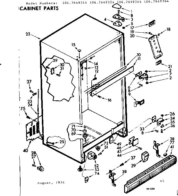Strange Kenmore Refrigerator Parts Basic Electronics Wiring Diagram Wiring Cloud Funidienstapotheekhoekschewaardnl