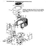 Kenmore 867816660 unit parts diagram
