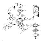 Craftsman 917353730 carburetor for model 917.353730 and 917.353770 only diagram