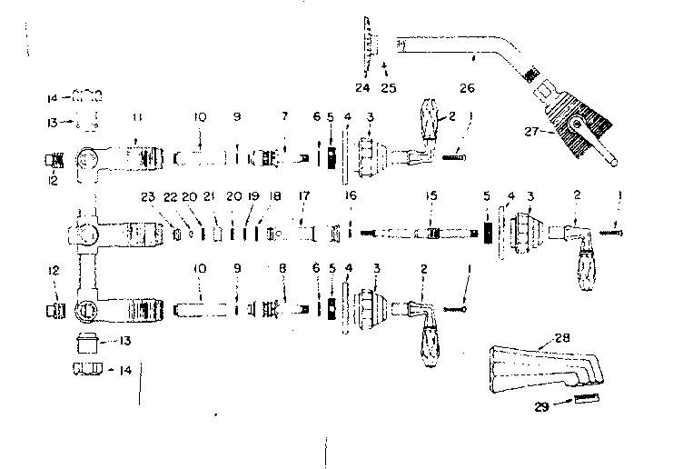 Bathtub Parts Diagram Diagram Part List