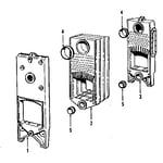 Kenmore 229135 boiler sections diagram