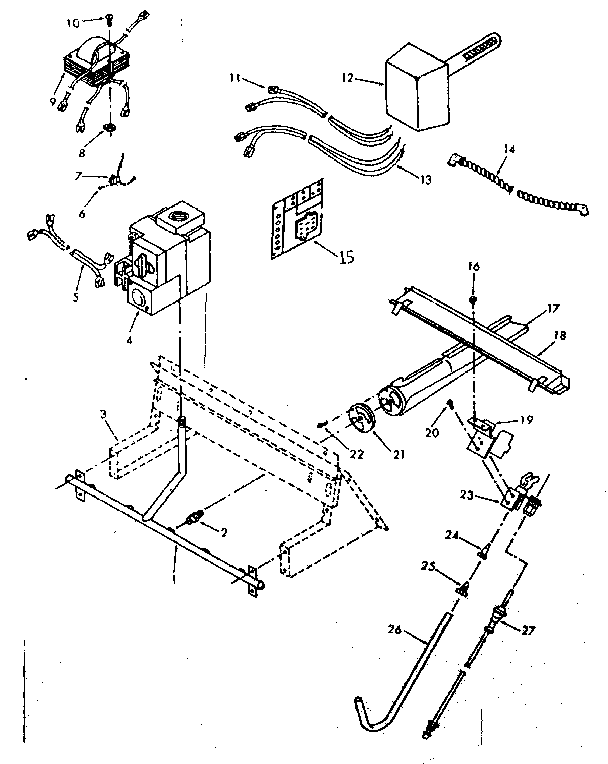 Diagram Of Ao Smith Furnace