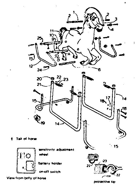 wahl clipper schematics