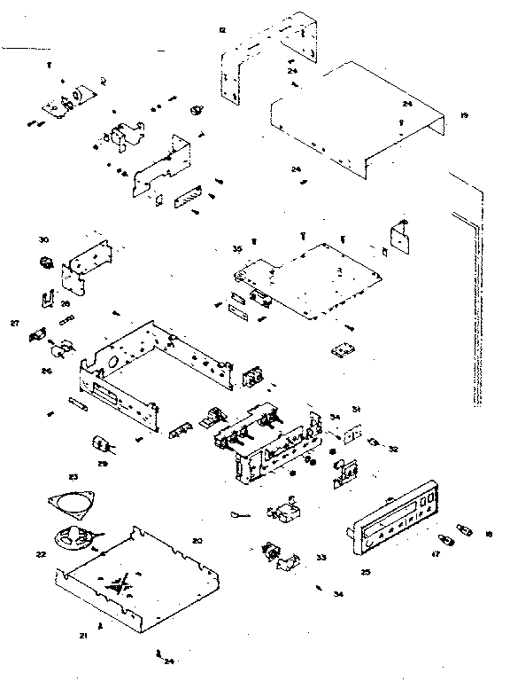 LXI 93438261800 replacement parts diagram