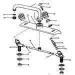 Kenmore 87521260 replacement parts diagram