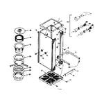 Sears 5886914 unit parts diagram