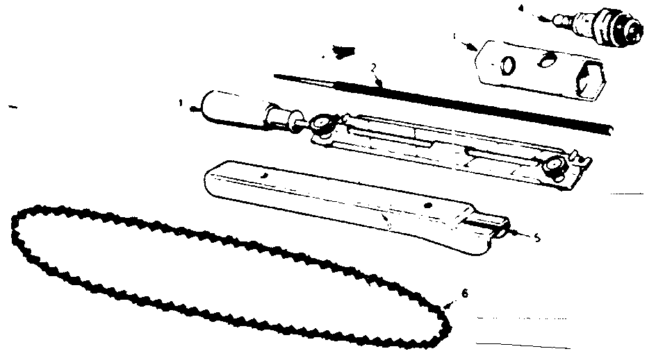 Craftsman 358352630 maintenance kit diagram