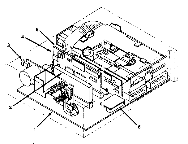 Pc Motherboard Diagram