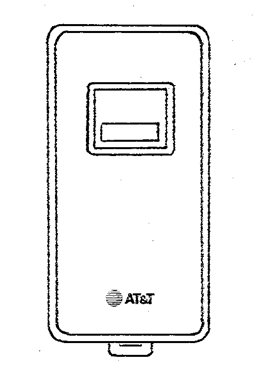 AT&T UNIVERSAL TRANSMITTER replacement parts diagram