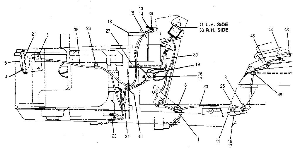 Troy Bilt Electrical Wiring Diagram