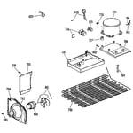 Kenmore 3639616510 unit diagram