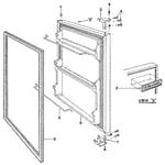 Marvel 61AR door diagram