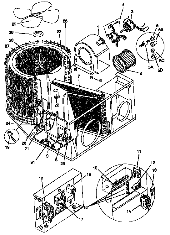 Heat Pumpoutside Unit