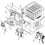 ICP NUH5075BFB2 functional diagram
