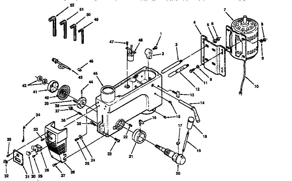 Craftsman  20