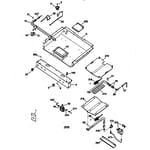 Kenmore 36275388890 burner parts diagram