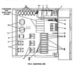 York B1CH240A46A electrical box diagram