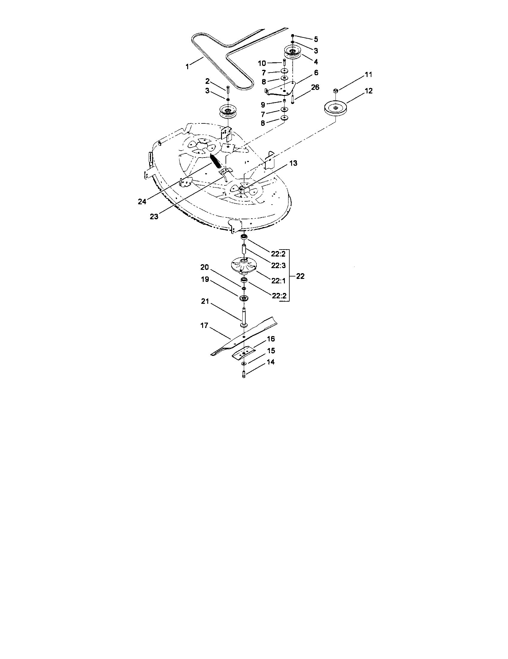 Toro  Lawn Mower  42