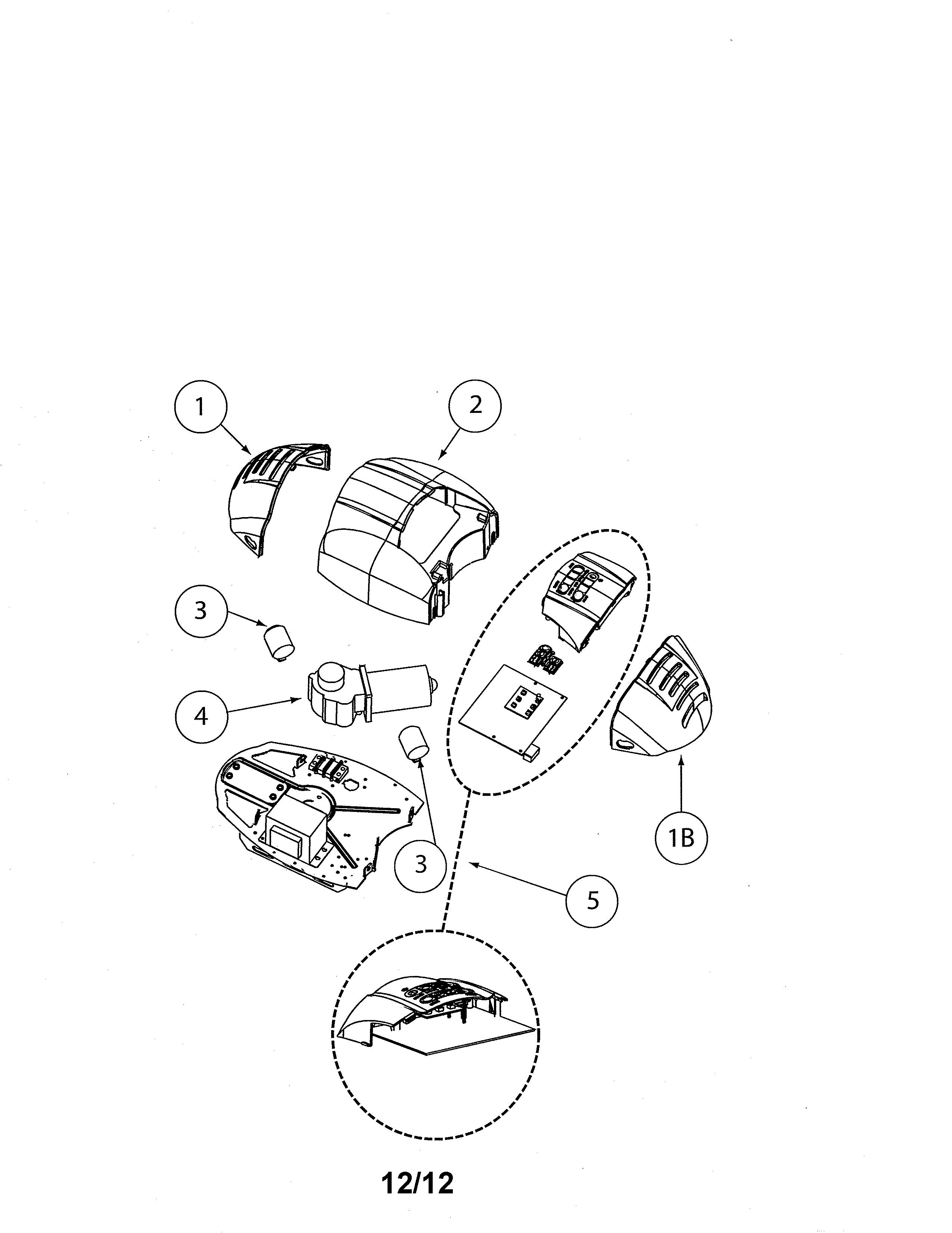 Genie  Garage Door Opener  Powerhead
