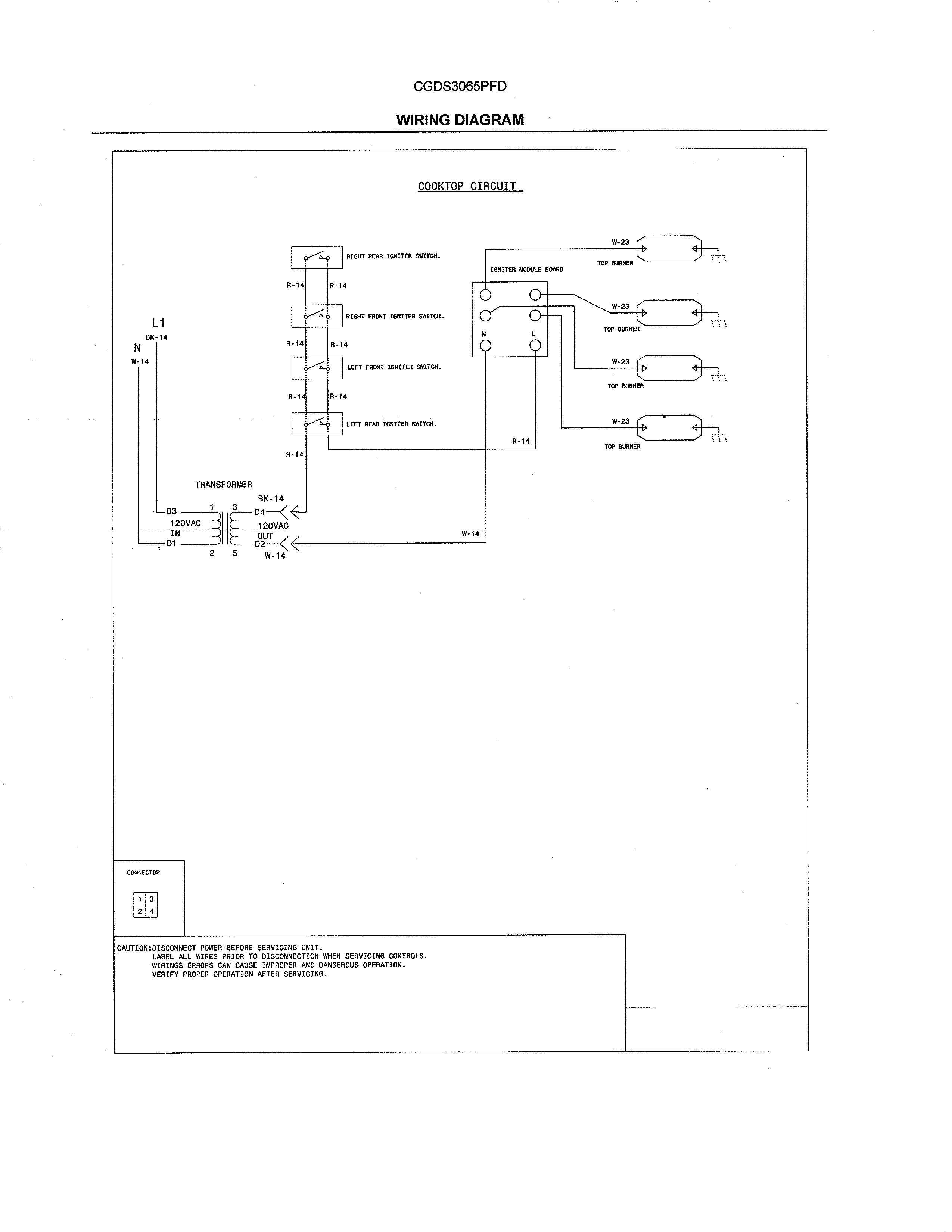 Frigidaire  Range   Parts