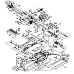 Craftsman 137212060 base assy diagram