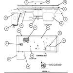 Carrier 38TSA042 SERIES300 control box diagram