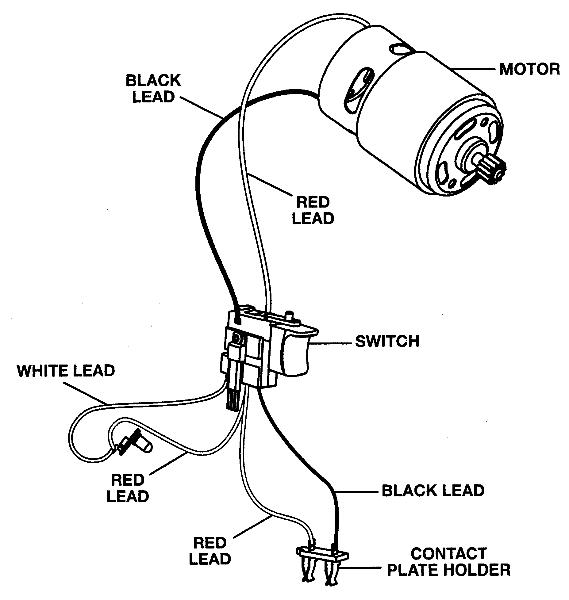 Craftsman 315115340 wiring diagram diagram