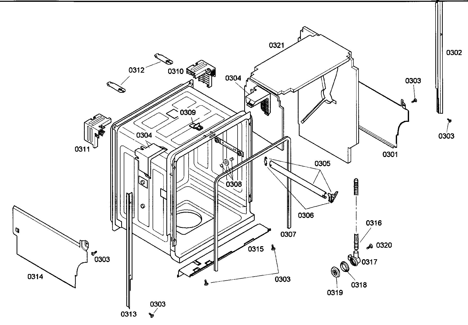 Bosch Dishwasher Diagram Wire Data Schema