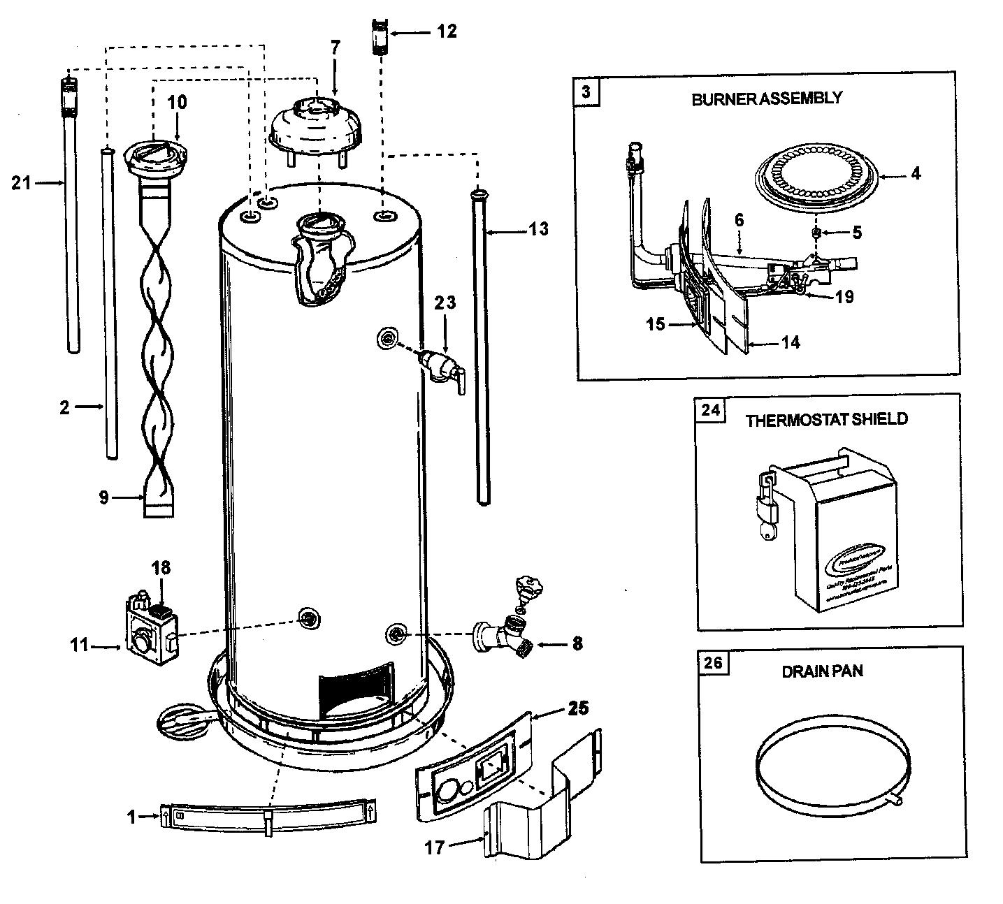 Ao Smith  Water Heater  Water heater