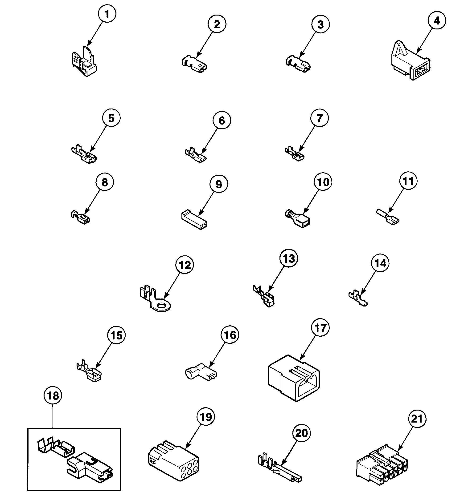 Speed Queen  Dryer  Blocks
