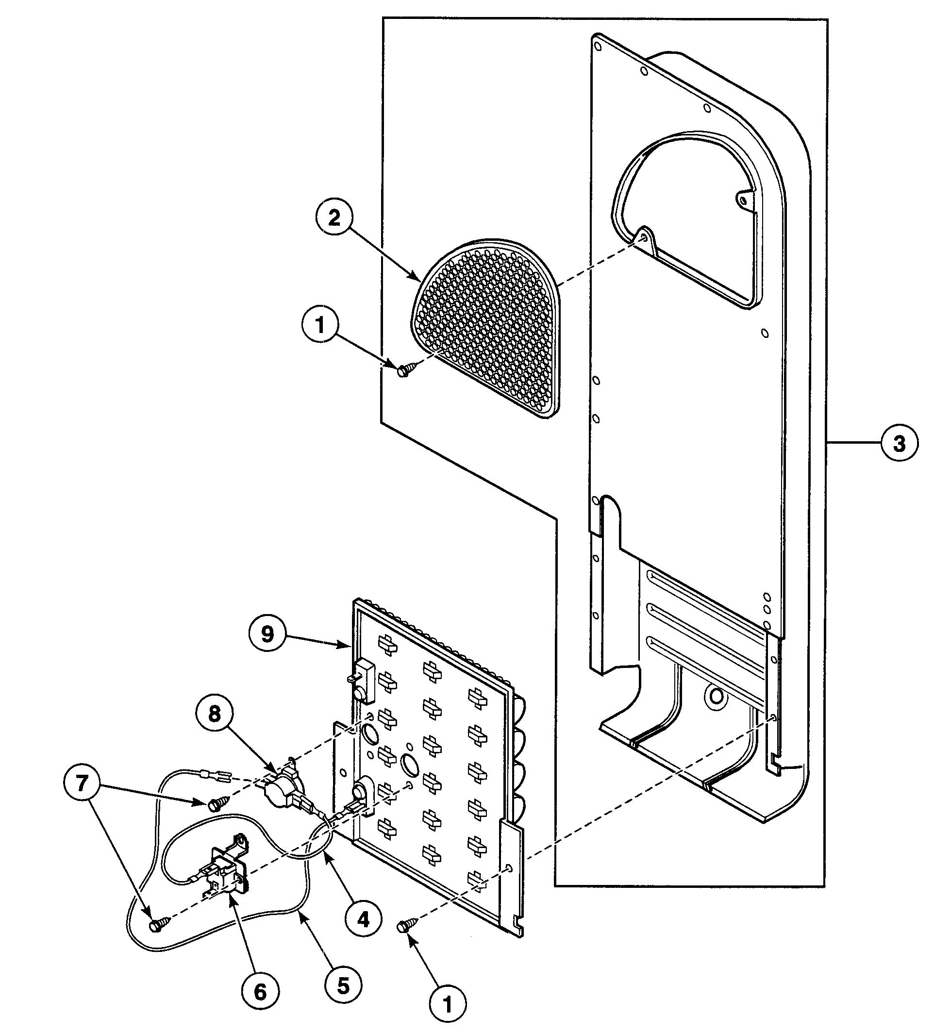 Speed Queen  Dryer  Heater