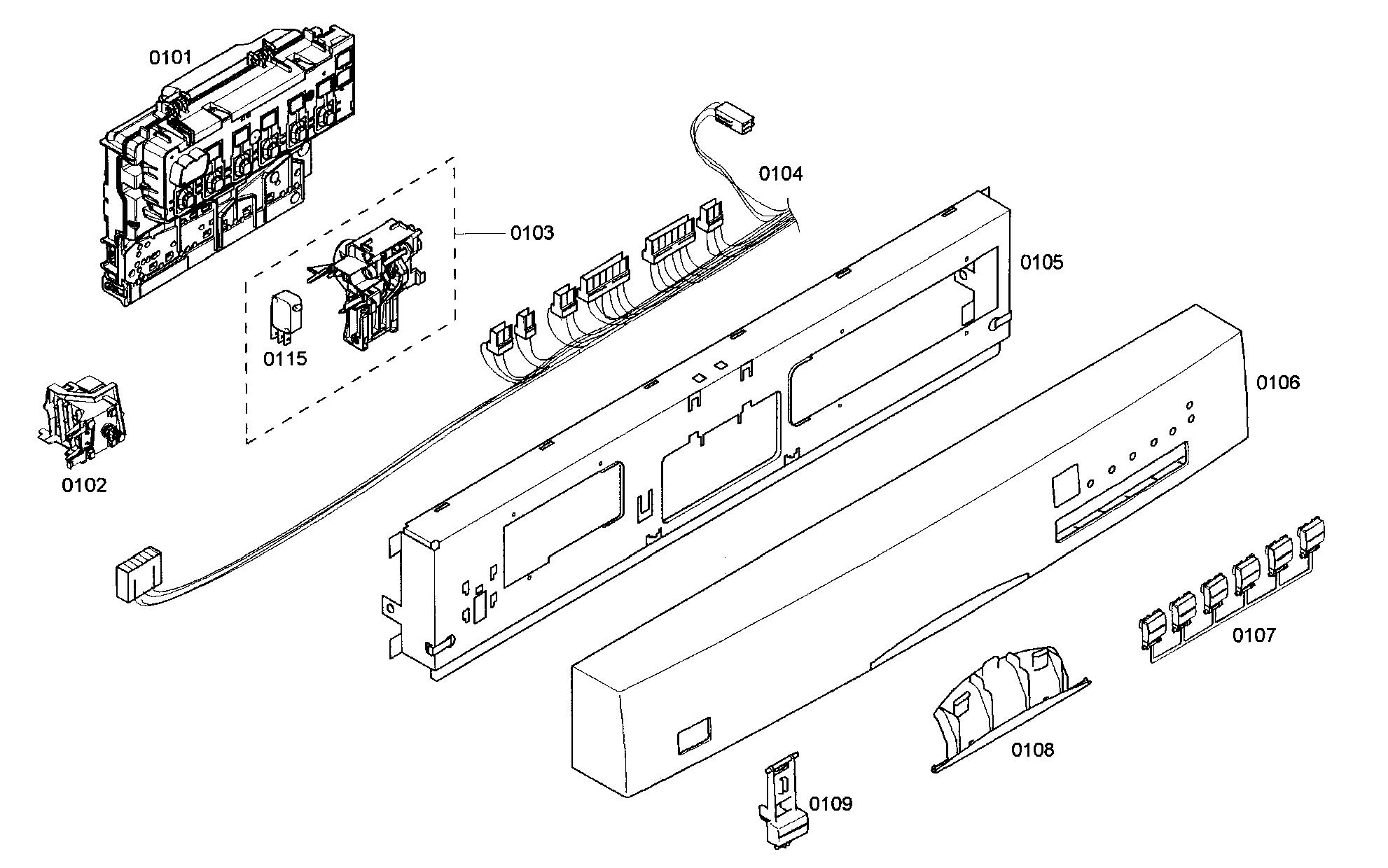 bosch dishwasher parts  bosch dishwasher parts manual