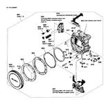 Sony SLT-A57K mirror box 1 diagram