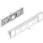 Bosch HBL8650UC/09 control panel diagram