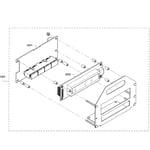 Thermador PRG366JG/03 led display diagram