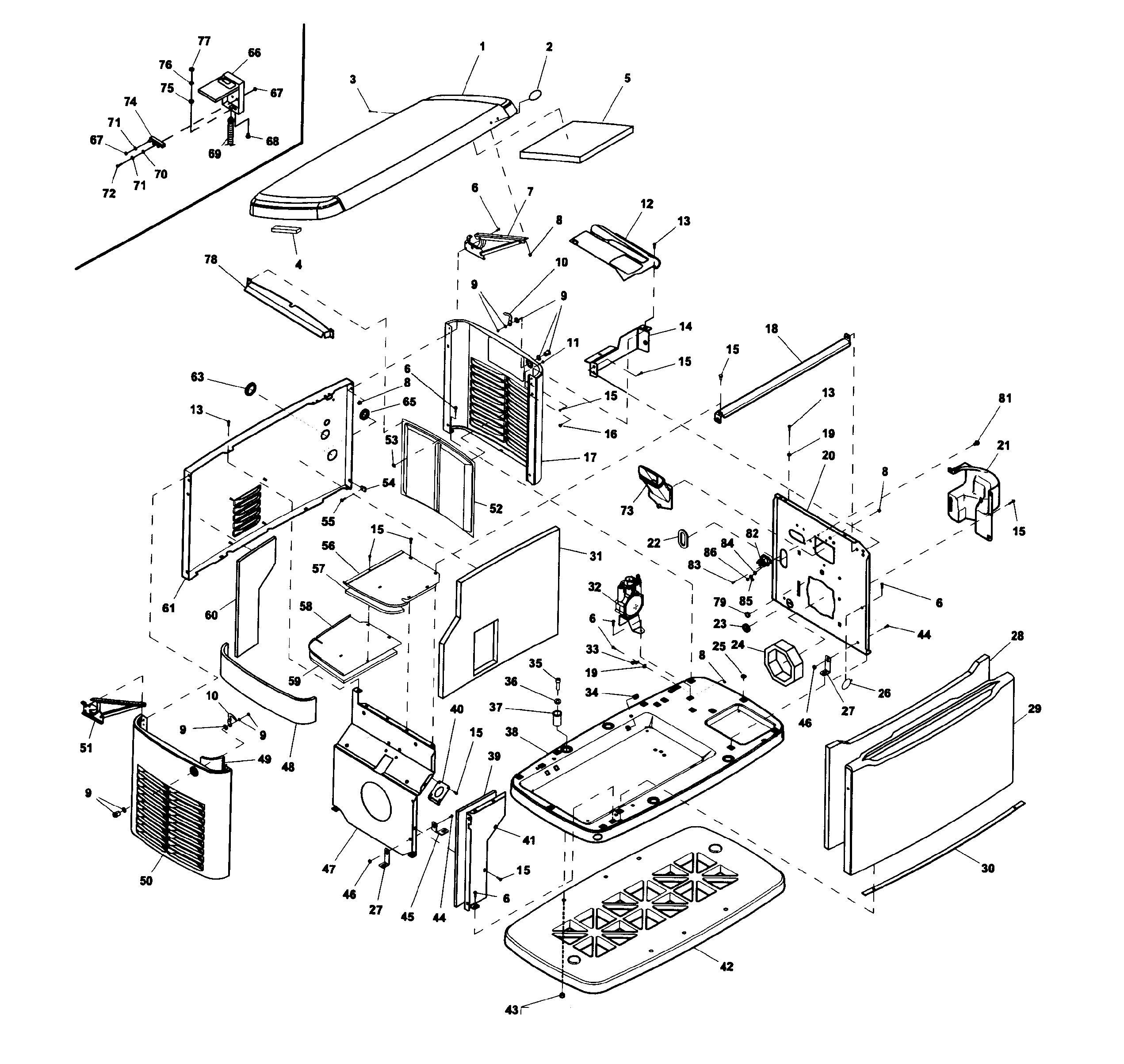 Generac  Generator  Enclosure