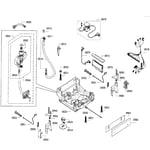 Bosch SPE53U55UC/29 base diagram