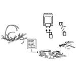 Bosch HMB5061/02 electrical diagram