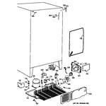 Kenmore 36358251893 unit parts diagram