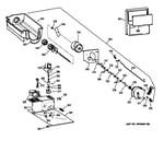 Kenmore 36358252896 ice bucket diagram
