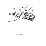 GE JKP18BA2BB door lock diagram