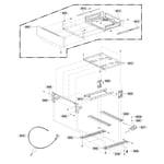LG LRG3061ST/00 drawer parts diagram