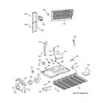 GE TBX19PAXBRBB unit parts diagram