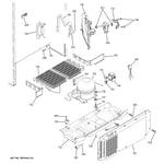 GE GTS18KHPCRBB unit parts diagram