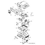 GE PSC23NHNAWW custom cool diagram