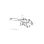 GE JBP65MK2BS door lock diagram