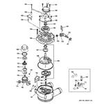 GE GXSS20H02 pump diagram