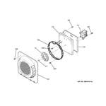 GE JBP84TM1WW convection fan diagram
